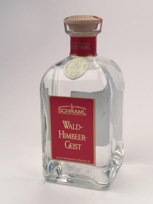 Schraml - Waldhimbeergeist 0,5l